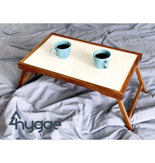 Складной стол для завтрака в постель